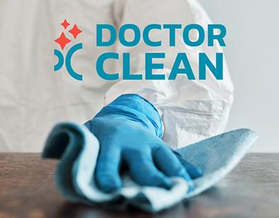 Doctor Clean | Logo Design