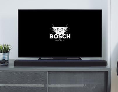 Bosch Films Brand Identity