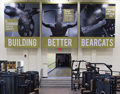 Northwest Branding - Foster Fitness Center
