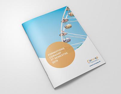 Brochure formation de la Coraasp