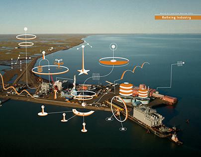 Oil&Gas ENI Annual Magazine