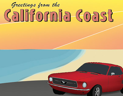 California Coast: Travel Package