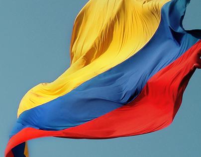 Muevo mi Bandera // Bancolombia