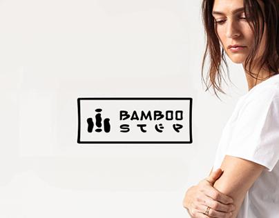 BRANDING, PRINT, Logo | Bamboo Step