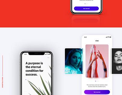 Walkthrough UI Concept