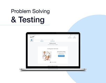 GotPhoto: Problem Solving & Testing