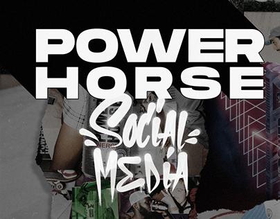Power Horse Social Media