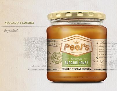 Peel's Honey - New Travelogue Tier
