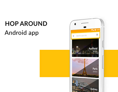 Android- Travel App