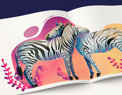 Savannah in love_animals