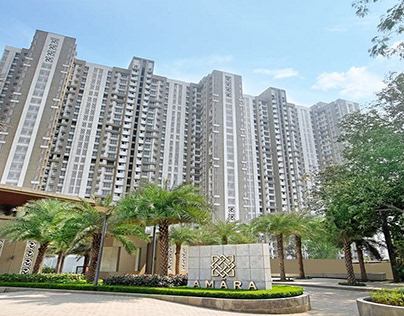 Lodha Amara Kolshet Road, Thane | Price List