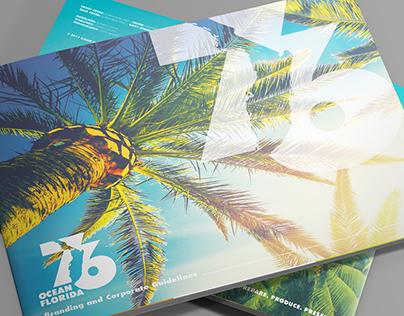 76 Ocean Florida, Branding
