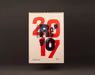 Calendario Regio 2017