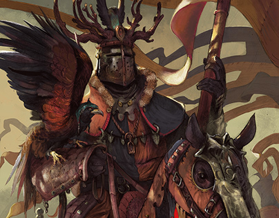 Warhammer Characters