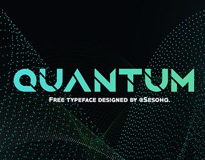 QUANTUM - Free Font