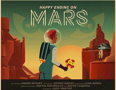 Happy endings on Mars