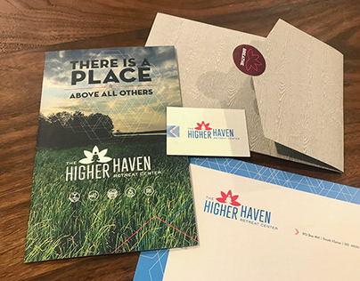 The Higher Haven promo package
