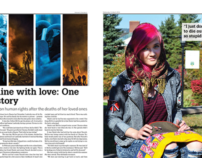 the griff: From Ukraine With Love