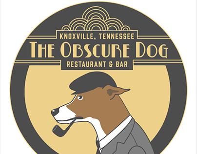 The Obscure Dog Logo & Brand Design