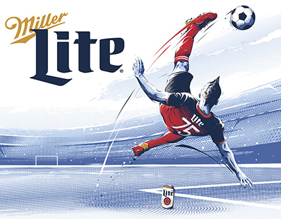 Miller Lite 2018 Global World Cup VisID