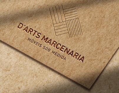 Redesign de Marca * D'arts Marcenaria