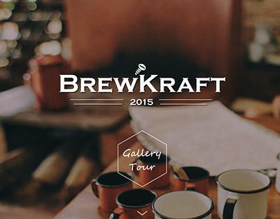 Branding   BrewKraft - Custom Brew Shop