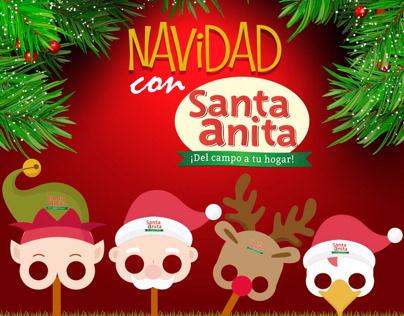 Campaña Redes Sociales Huevos Santa Anita
