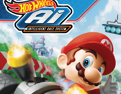Hot Wheels Ai-- Intelligent Race System