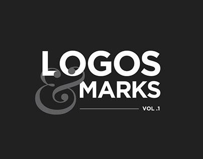 Logos & Marks - VOL 1