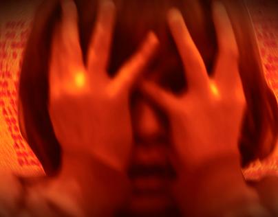 """Redesign de pôster do filme """"O Iluminado"""" (The Shining)"""
