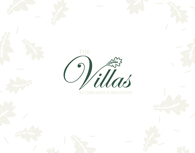 Re-designing logo - The Villas
