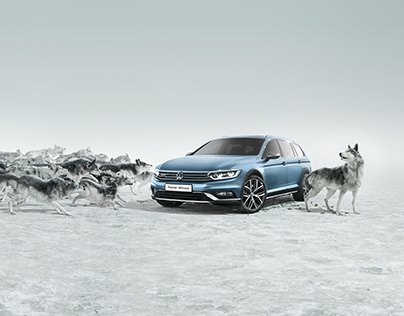 Volkswagen Passat. There is always a leader.