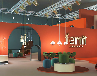 Ferm Living (exhibition booth)