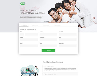 Insurance Campaign Template
