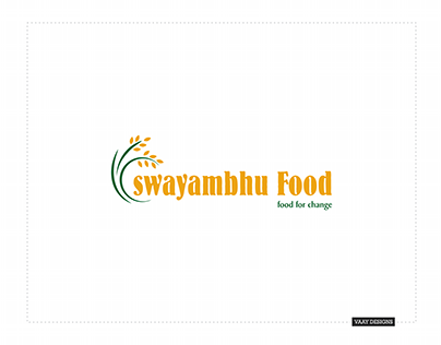 Swayambhu Food Logo Design