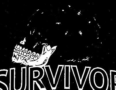 TBI Survivor T-Shirt Design