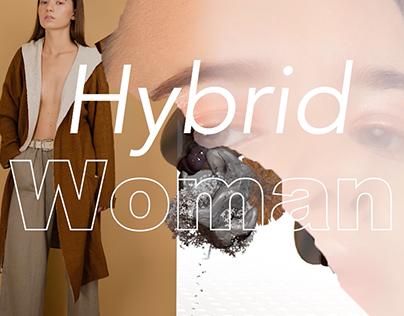 Hybrid Woman