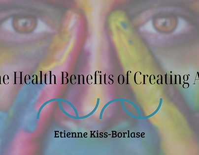 Blog Header - Health Benefits of Creating Art