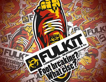 Fulkit Stickers