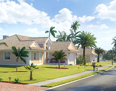 Single family house in Florida