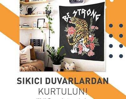 Trendgelsin Banner Tasarımları