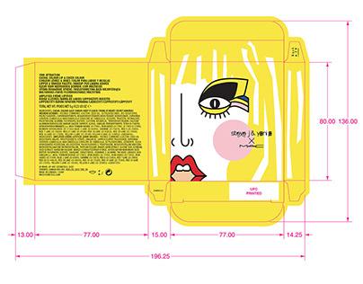 MAC Cosmetics Packaging: Mechanical Print Production
