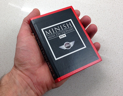 Minish - the MINI dictionary