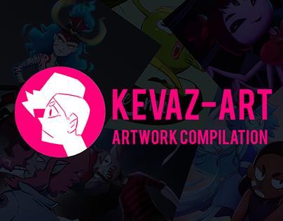 KEVAZ-ART ARTWORK COMPILATION