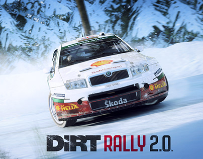 Skoda Fabia | DiRT Rally 2