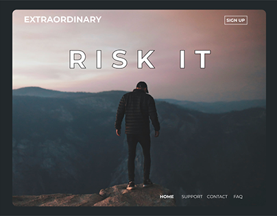 Risk it
