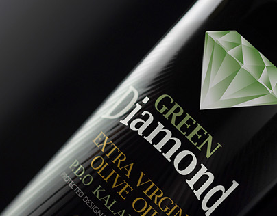 Green Diamond | Extra Virgin Olive Oil