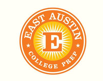 East Austin College Prep Brand Identity