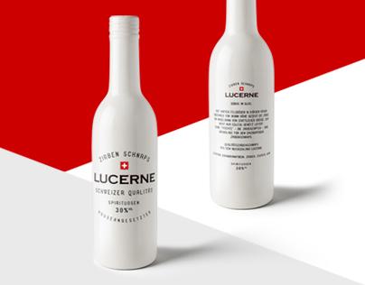 Lucerne Zirbenschnaps