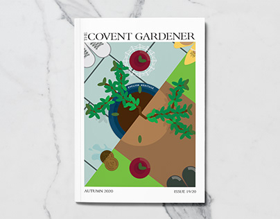 The Covent Gardener magazine cover